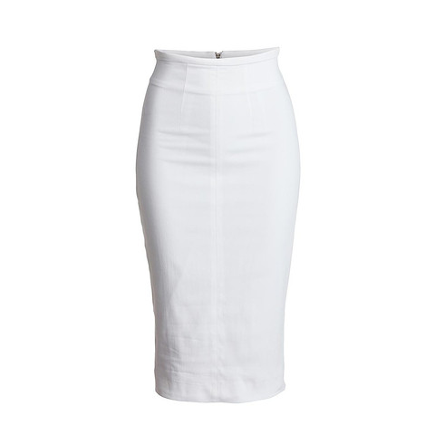 spring fashion trends white skirt